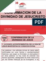 Divinidad de Jesús