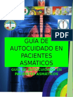 GUIA DE AUTOCUIDADO EN PACIENTES ASMÁTICOS