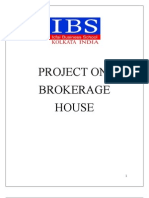 Brokerage House Report Final
