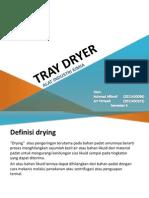 Tray Dryer Rev