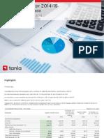 Investor Update [Company Update]