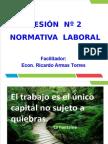 SESIÓN Nº 2 - NORMATIVA LABORAL.pptx