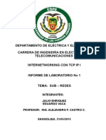 Informe Lab#1
