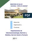 MOF Departamentos Apoyo
