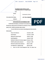 MCCLATCHEY v. ASSOCIATED PRESS - Document No. 11