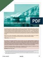 Deteccion y Atribucion Del Cambio Climatico