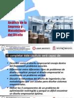 Análisis Empresarial y Metodología Del Diseño