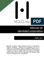 HOLO - Manual de Identidad