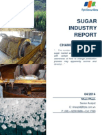 Sugar Industry Report