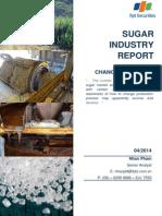 Sugar Industry Report