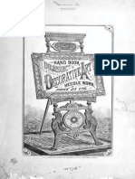Domestic Sewing Machine Hand-Book - 1886_bw