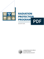 CA Radiation Protectionprogram