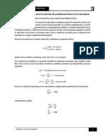 Análisis Matemático Para La Solución de Problemas Físicos en La Naturaleza