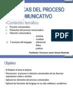 Practicas Del Proceso Comunicativo