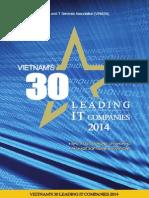 30 Leading ICT Vietnam 2014