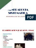 Minerales Silicatadoss