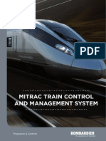 BT MITRAC Train Control and Management System Bro En