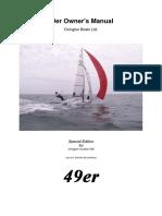 49er Owner Manual