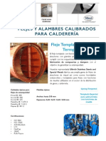 Conecband Folleto Dampers