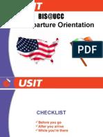 Ucc Orientation