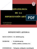 fisiopatologia de la hipertencion