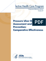 Pressure Ulcer Prevention Report 130528