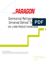 Training Commercial Refrigeration Universal Defrost Timer