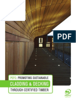 PEFC Cladding & Decking Brochure