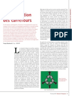 L'Optimisation Des Carrefours