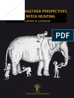 Piecing Together Perspectives on Witch Hunting