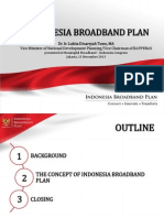 Broadband plan Indonesia