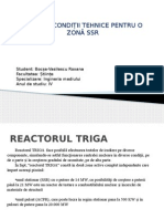7. Limitele Și Condițiile Tehnice Pentru o Zona SSR.