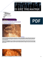 The Unanswered Mysteries of the Anasazi _ How to Exit the Matrix
