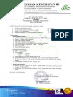 Pengumuman Rekrutmen Perawat Dll (03-2015)
