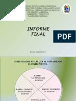 Informe Final Semestre II (2).....