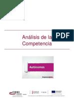 Análisis de La Competencia