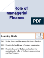 LECTURE - 01 - ROLE OF FINANCIAL MANAGEMENT.ppt