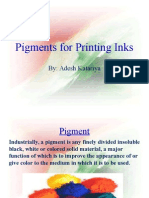 Pigments for Printing inks.ppt