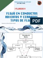 1 Tipos de Flujo