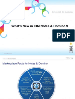 IBM Notes and Domino 9