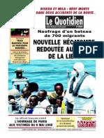 Quotidien Juin 2015