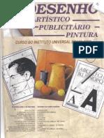 Curso de Desenho _ Instituto Universal Brasileiro Part1_1 (1)