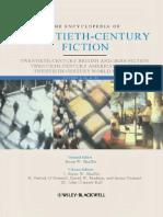 Brian W. Shaffer. The Encyclopedia of Twentieth-Century Fiction