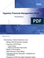 Hfm Rule Training Ppt Version 1.1