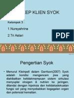 ASKEP SYOK