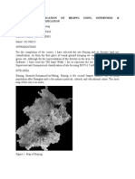 Forestry Classification of Beijing Using Supervised