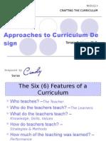 approachestocurriculumdesign-121209041821-phpapp02