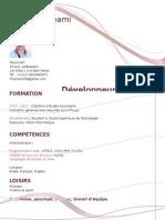 CV Yassine Touhami