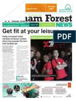 LBWF News 22nd June 2015