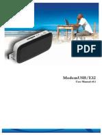ModemUSB E12 User's Manual